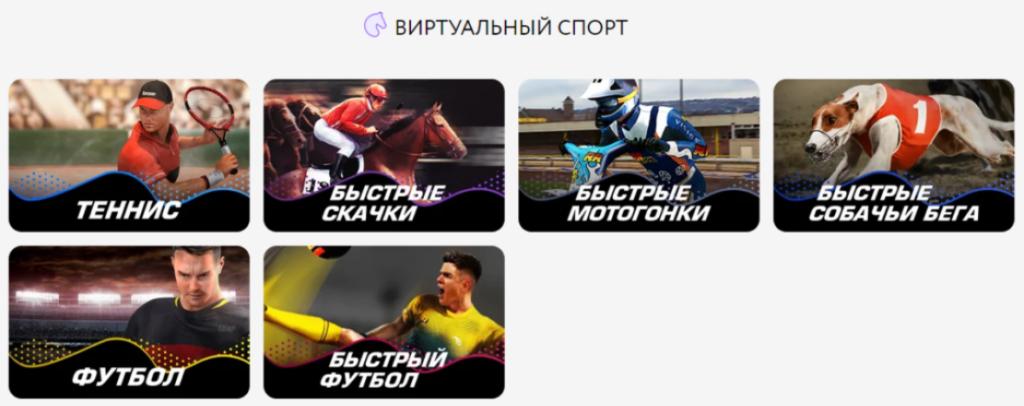 Виртуальный спорт